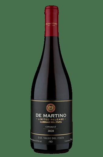 Laderas de Itata De Martino D.O. Valle de Itata Cinsault 2020