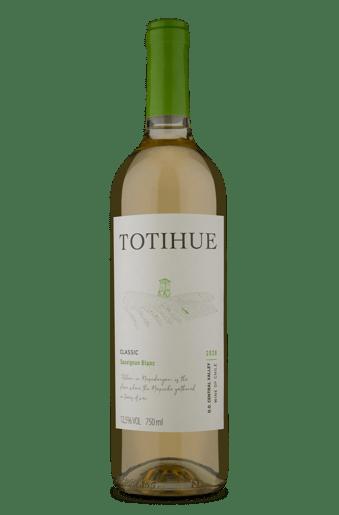 Totihue Classic D.O. Central Valley Sauvignon Blanc 2020