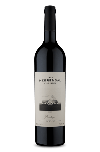 Meerendal W.O. Cape Town Pinotage 2020
