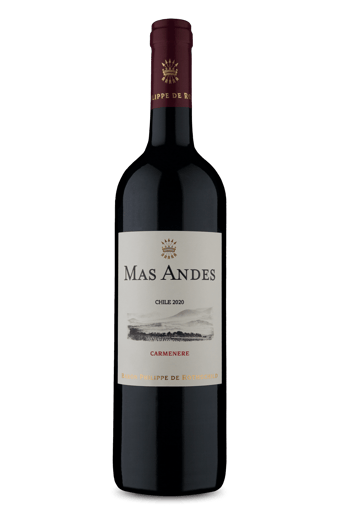 Baron Philippe de Rothschild Mas Andes Carménère 2020