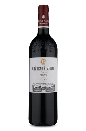 Château Plagnac A.O.C. Médoc 2018