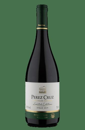 Pérez Cruz Limited Edition D.O. Valle del Maipo Andes Syrah 2019