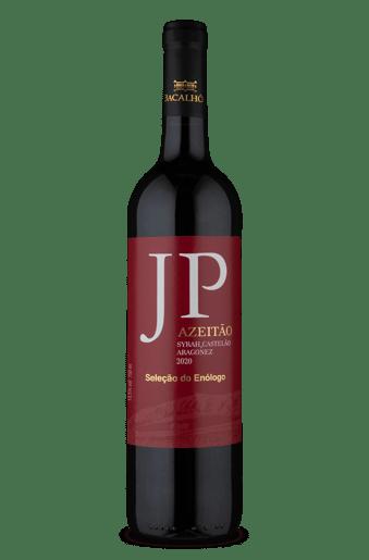 JP Azeitão Seleção do Enólogo Tinto 2020