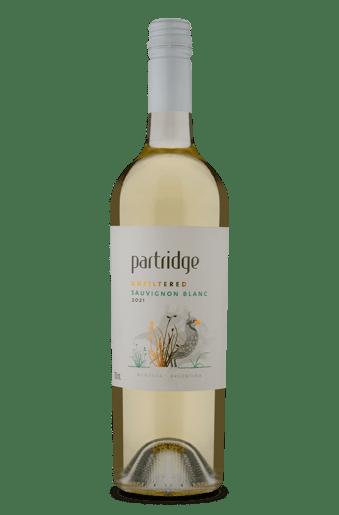 Partridge Unfiltered Sauvignon Blanc 2021