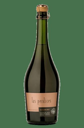 Espumante Las Perdices Rosé Extra Brut