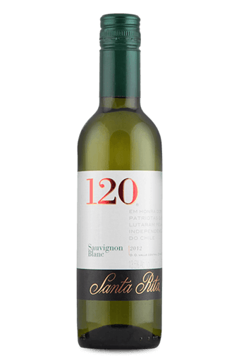 Santa Rita 120 Sauvignon Blanc 2012 375ml