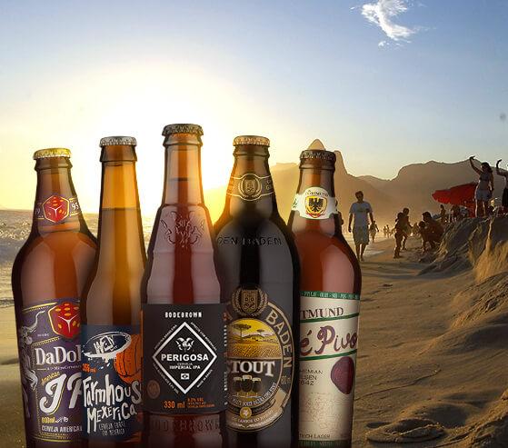 5 cervejas brasileiras pra beber antes de morrer