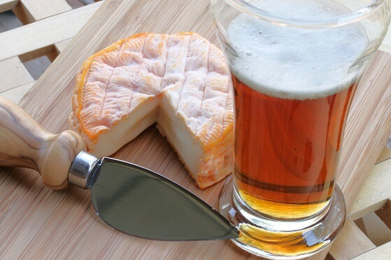 Harmonizando Cerveja e Queijo