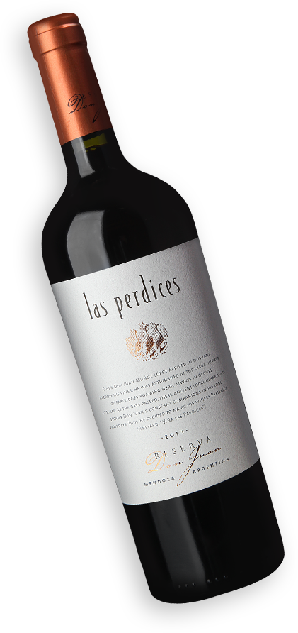 Las Perdices Don Juan Reserva 2011