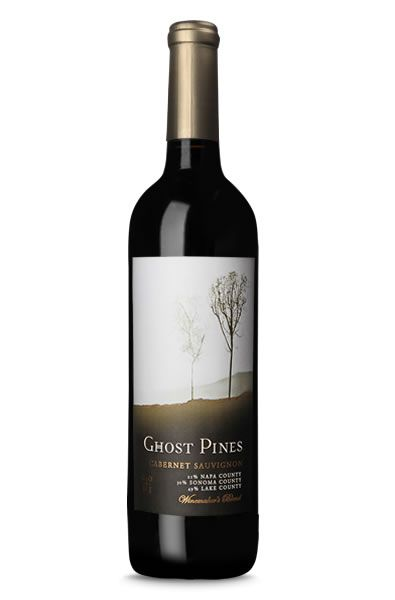 Ghost Pines Winemaker's Blend Cabernet Sauvignon 2011