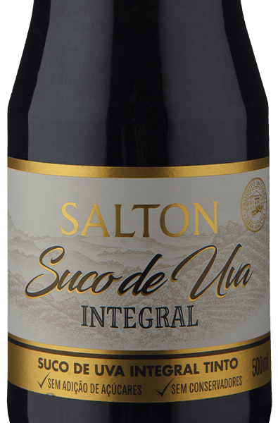 Salton Suco De Uva Integral 500ml