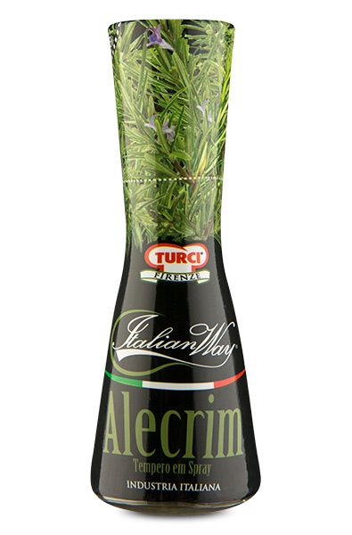 Tempero Spray Turci 40ml - Alecrim