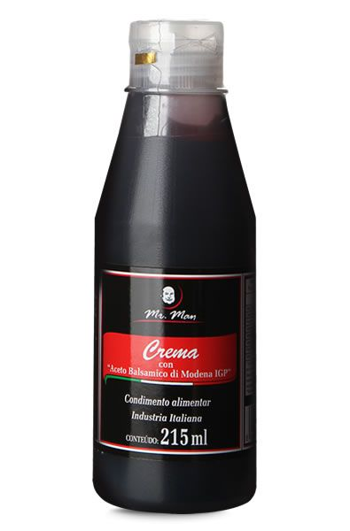 Creme de Aceto Balsâmico Mr. Man 215ml