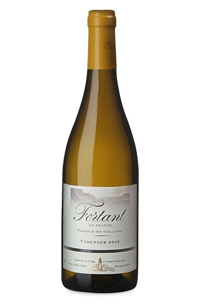 Fortant de France Terroir de Collines Viognier Blanc 2013
