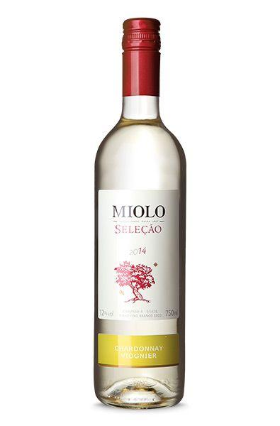 Miolo Seleção Chardonnay / Viognier 2014