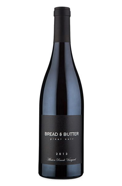 Bread & Butter Pinot Noir Single Vineyard 2013