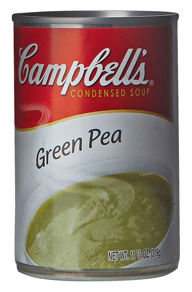 Sopa Campbell`s Green Pea 319g