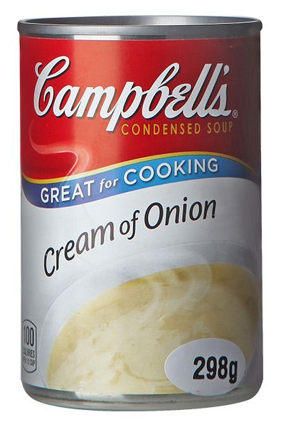 Sopa Campbell`S Cream Of Onion 295g