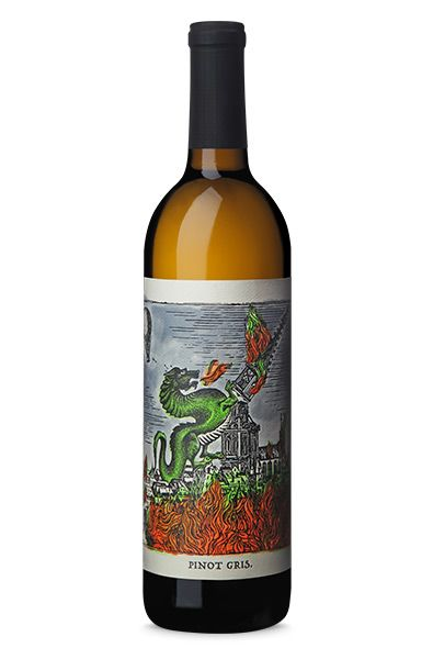 Force Of Nature Pinot Gris 2013