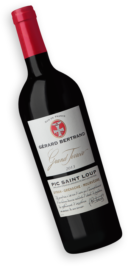 Gérard Bertrand Grand Terroir Pic Saint-Loup 2012