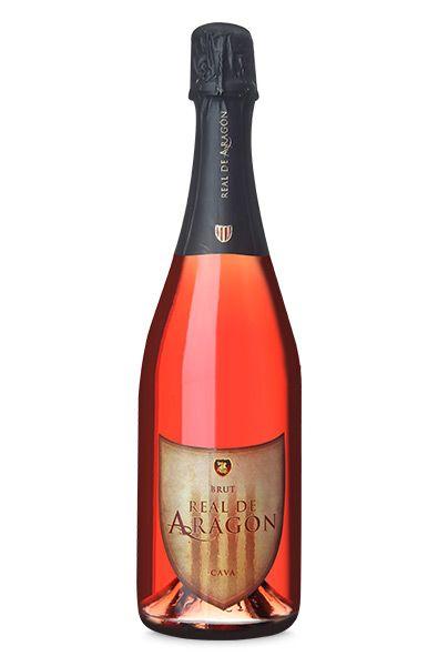 Real de Aragon Cava Brut Rosé