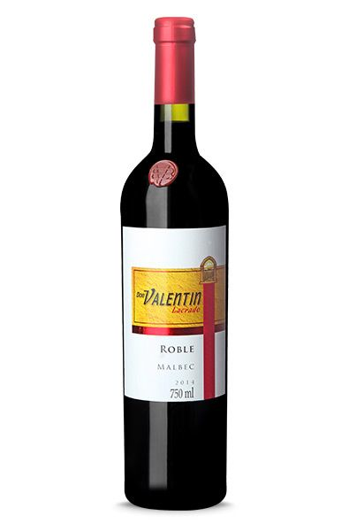 Don Valentin Lacrado Roble Malbec 2014