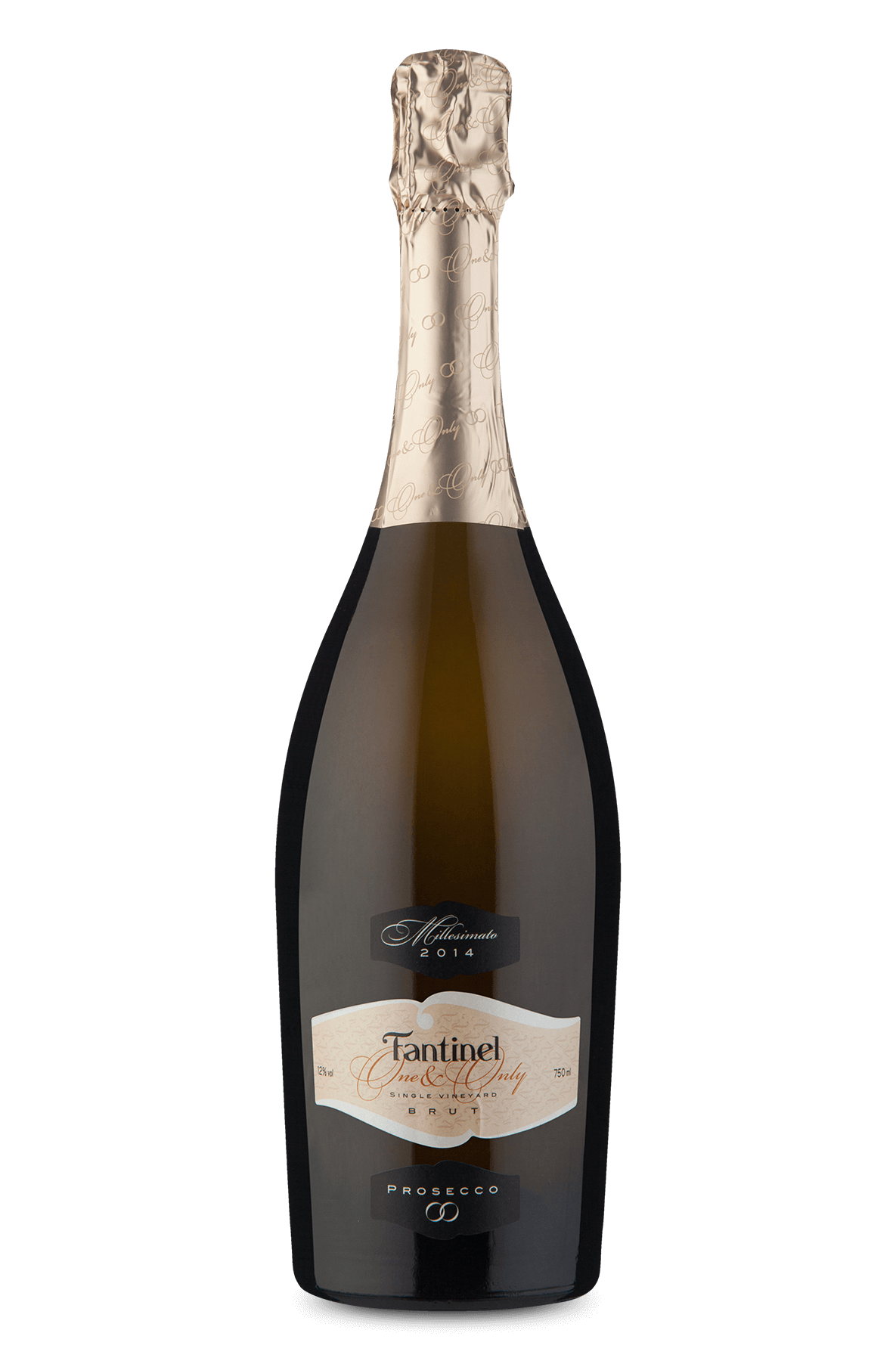Espumante Fantinel One & Only D.O.C. Prosecco Brut 2014