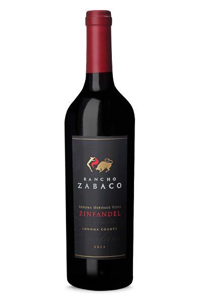 Rancho Zabaco Sonoma Heritage Vines Zinfandel 2013 - Wine Vinhos