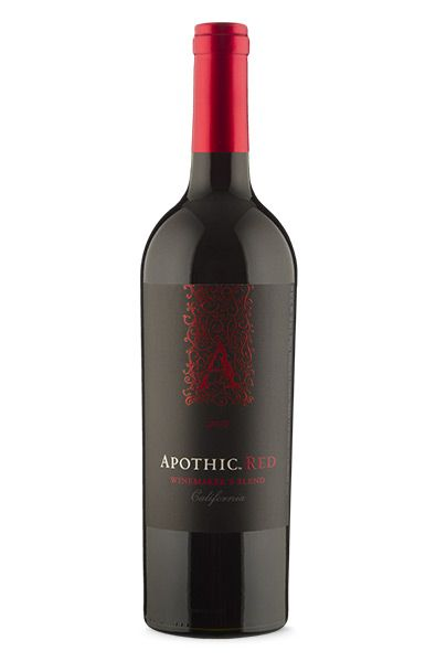 Apothic Red Winemaker`s Blend 2013