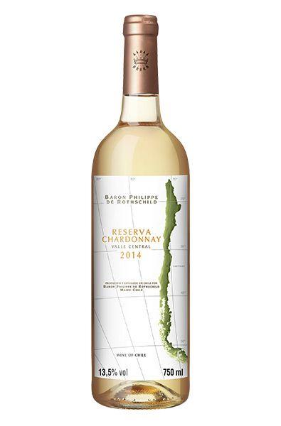Baron Philippe de Rothschild Reserva Chardonnay 2014