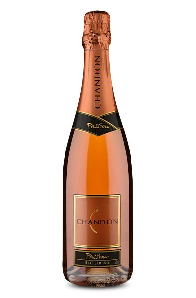 Espumante Chandon Passion Rosé Demi-sec