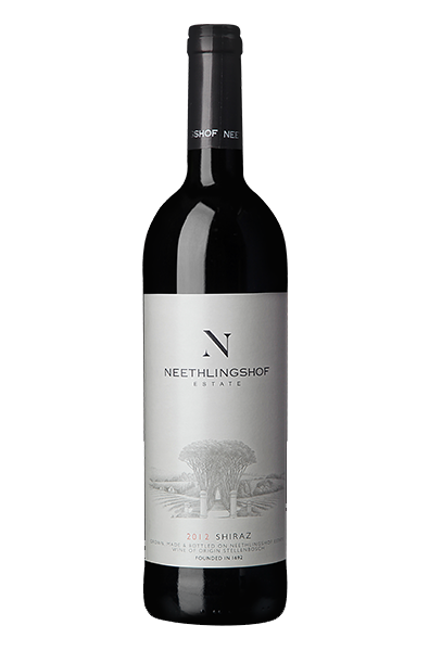 Neethlingshof Estate Shiraz 2012