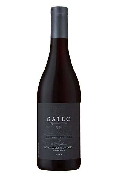 Gallo Signature Series Santa Lucia Highlands Pinot Noir 2013