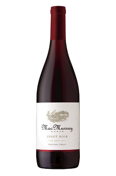 MacMurray Ranch Central Coast Pinot Noir 2013