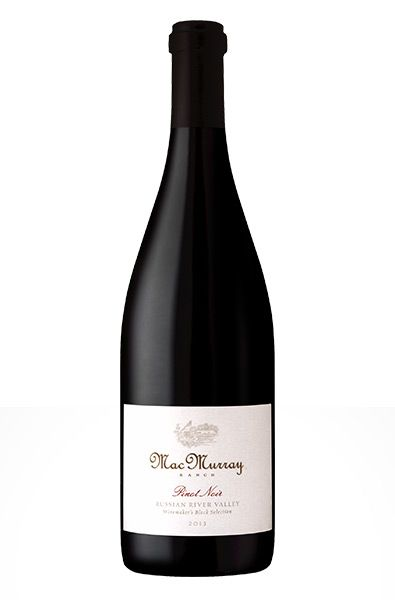 Macmurray Russian River Valley Pinot Noir 2013
