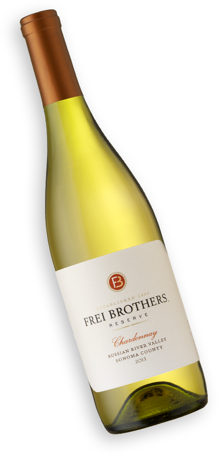 Frei Brothers Reserve Chardonnay 2013