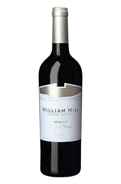 William Hill Central Coast Merlot 2013