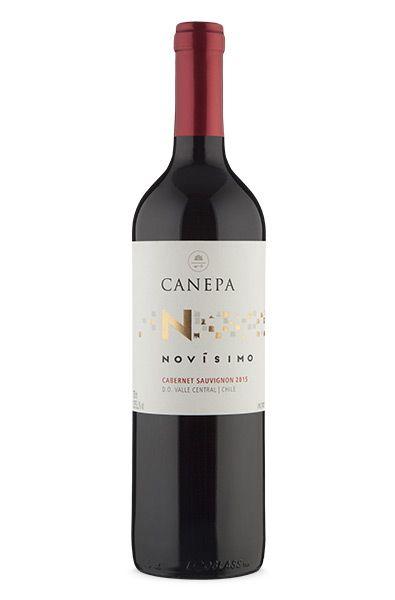 Canepa Novísimo Cabernet Sauvignon 2015 - Wine Vinhos