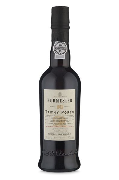 Burmester 10 Years Old Tawny Porto 375 ml