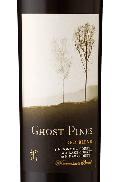 Ghost Pines Red Blend 2013