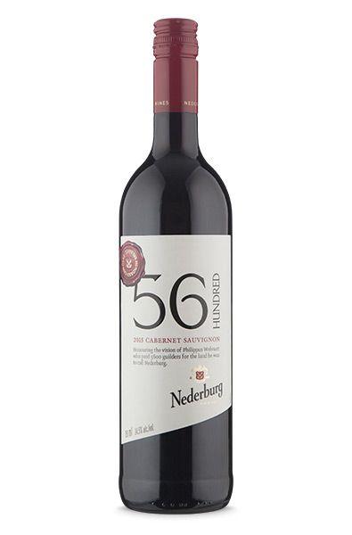 Nederburg 56 Hundred Cabernet Sauvignon 2015
