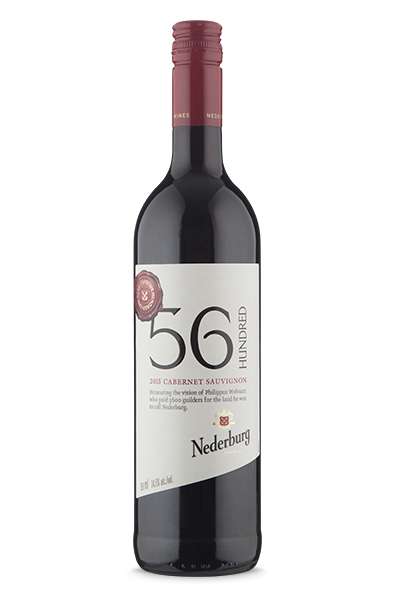 Nederburg 56 Hundred Cabernet Sauvignon 2015