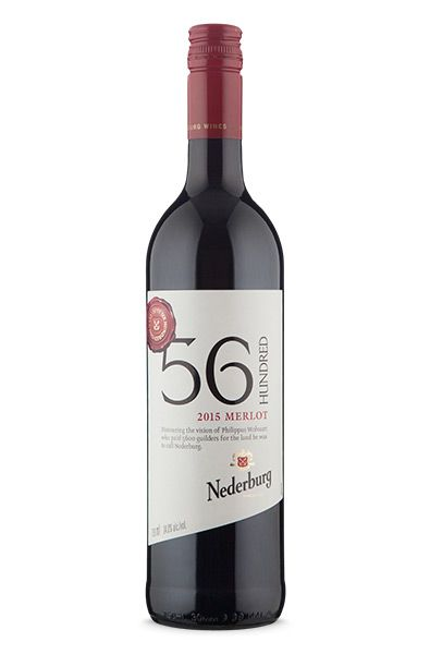 Nederburg 56 Hundred Merlot 2015