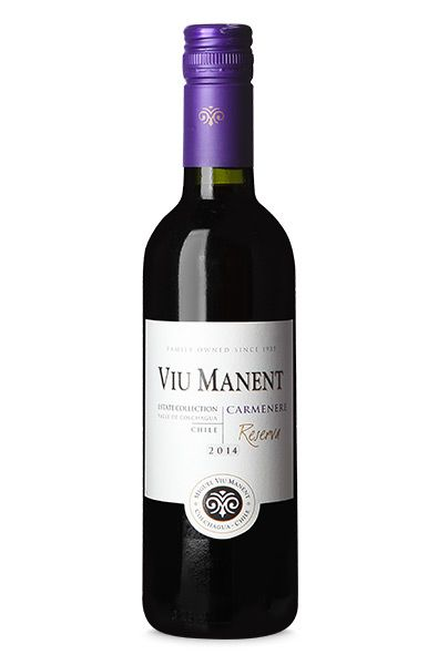 Viu Manent Carménère Reserva Estate Collection 2014 375 ml