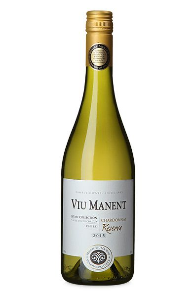 Viu Manent Chardonnay Reserva Estate Colletion 2015