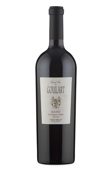 Goulart Grand Vin Malbec Single Vineyard 2009