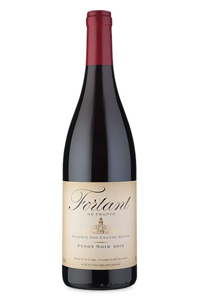Fortant de France Reserve des Grands Monts Pinot Noir 2013