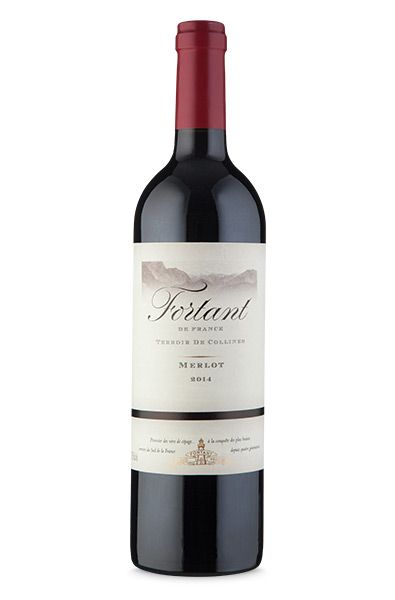 Fortant de France Terroir de Collines Merlot 2014