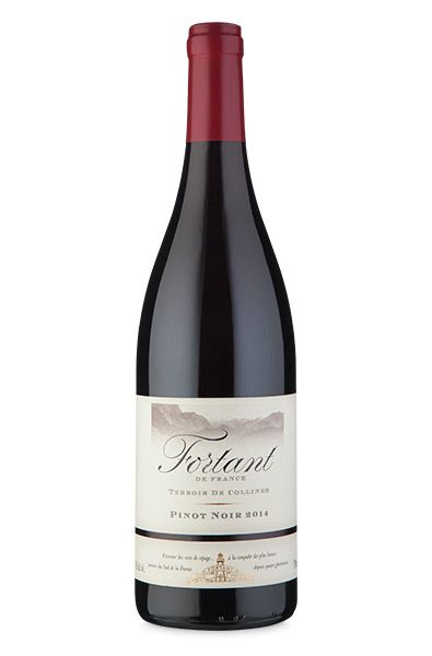 Fortant de France Terroir de Collines Pinot Noir 2014