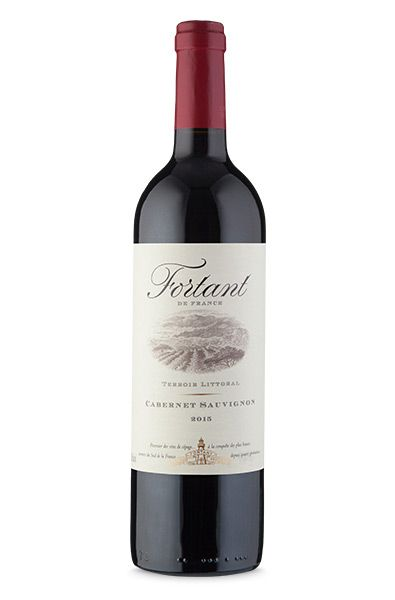 Fortant de France Terroir Littoral Cabernet Sauvignon 2015